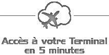Accès à votre terminal en 5 minutes